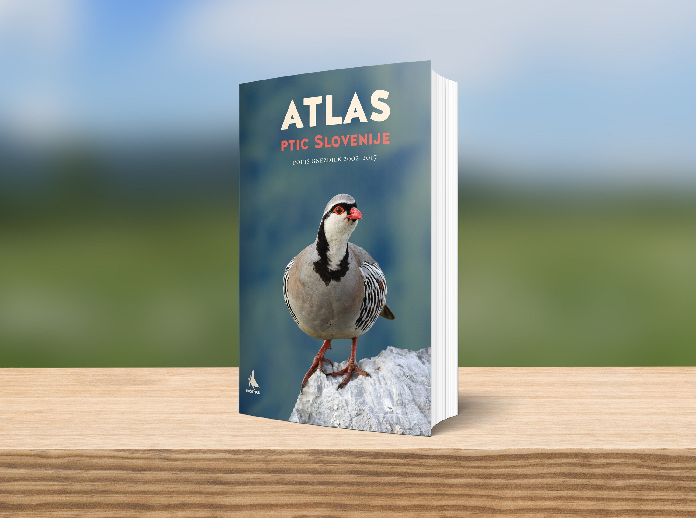 Atlas of Breeding Birds of Slovenia DOPPS